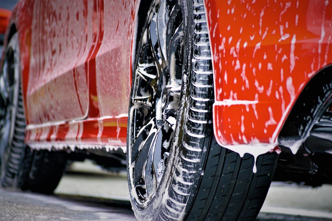 car wash, car shampoo, shampoo